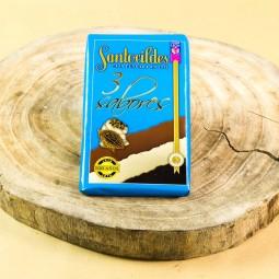 Comprar el mejor Chocolate Santocildes de 3 Sabores