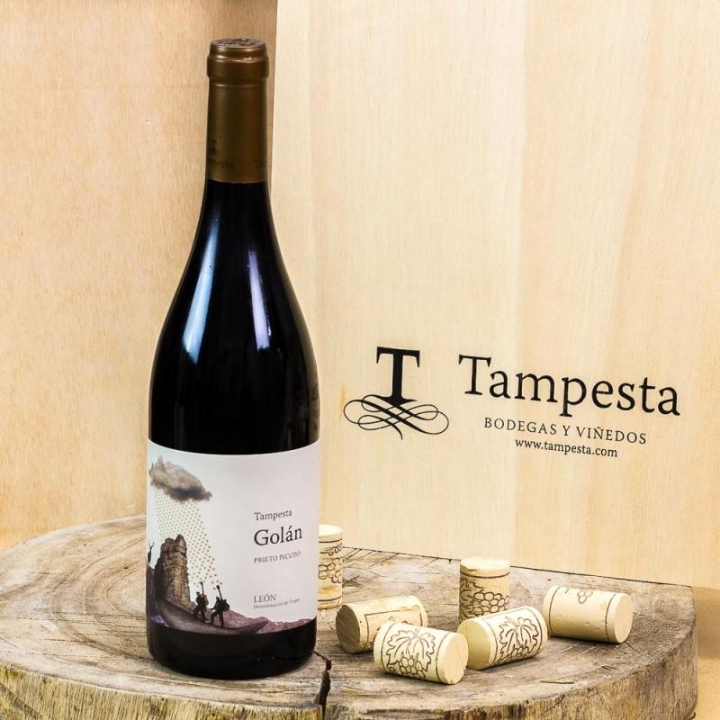 Comprar el mejor Vino Goldán Reserva Prieto Picudo Tampesta
