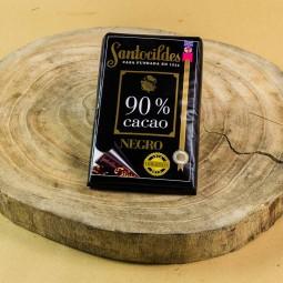 Comprar Chocolate Santocildes Negro 90%