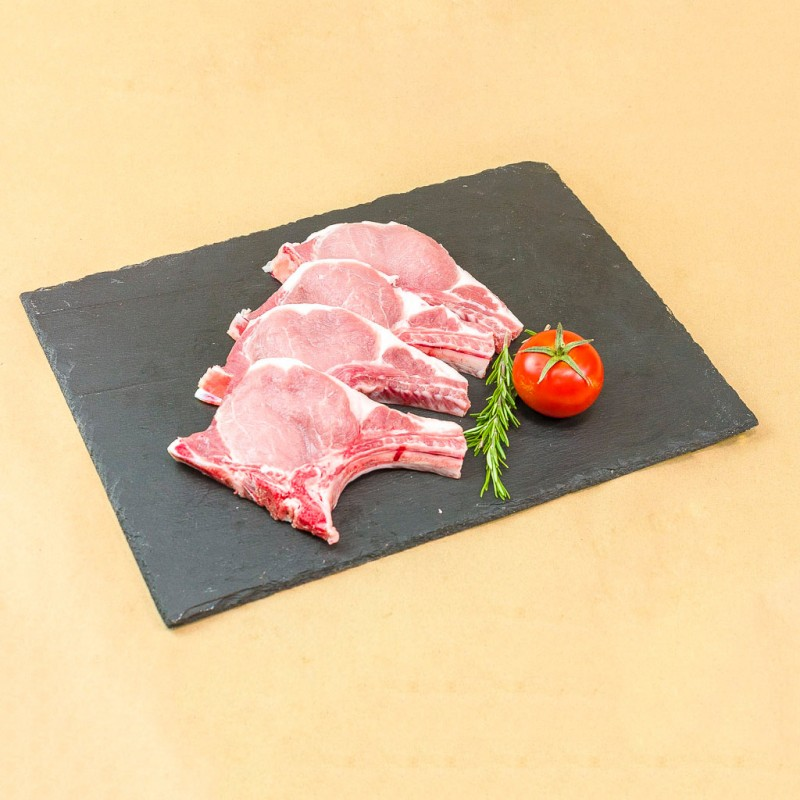Comprar la mejor Chuleta de Lomo de Cerdo